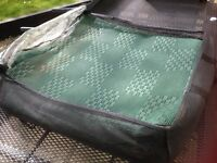 Camping / Caravanning - Breathable groundsheet - 8ft x 14ft - for awning / trailer tent etc.