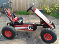 Raleigh Pedal Go Kart - Good working order