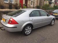 Ford Mondeo Ghia TDCI 2.0l 2005 full years MOT with no advisory now reduced £1150