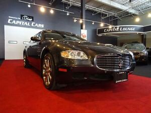 2008 Maserati Quattroporte EXECUTIVE PACKAGE / CUSTOM EXHAUST /