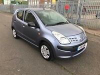 11 PLATE NISSAN PIXO - GROUP 1 INSURANCE - £20 TAX - IDEAL FIRST CAR