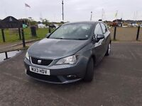 Seat Ibiza Toca 2013 low mileage great car!!!