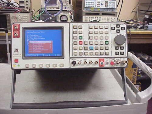 Aeroflex IFR FM/AM 1900 Communication Service Monitor -NEEDS REPAIR-SOLD ASIS