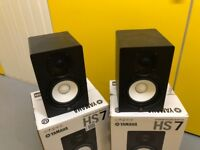 Yamaha HS7 Speakers/Monitors