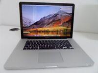 "Apple MacBook PRO 15"" Core i5 2.4Ghz 4GB RAM 500GB HDD Notebook Laptop (2010)-Refurbished"
