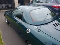 1996 MGF | Racing Green With Soft Top and Removable Hard Top