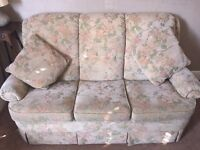 3 piece suite with electric recliner G Plan