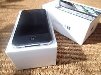 iPhone 4S Black 8gb Virgin