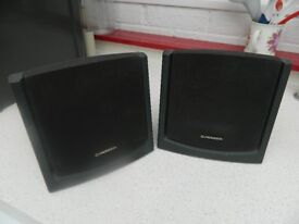 Pioneer stereo speakers
