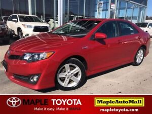 2014 Toyota Camry Hybrid SE - 1 OWNER TOYOTA CERTIFIED