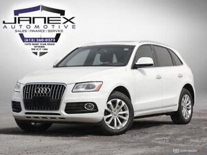2017 Audi Q5 2.0T Progressiv ACCIDENT FREE
