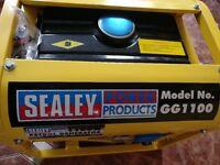 Sealey GG1100 Petrol Generator - 1100W, 230V