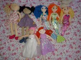 Gorgeous Rag dolls