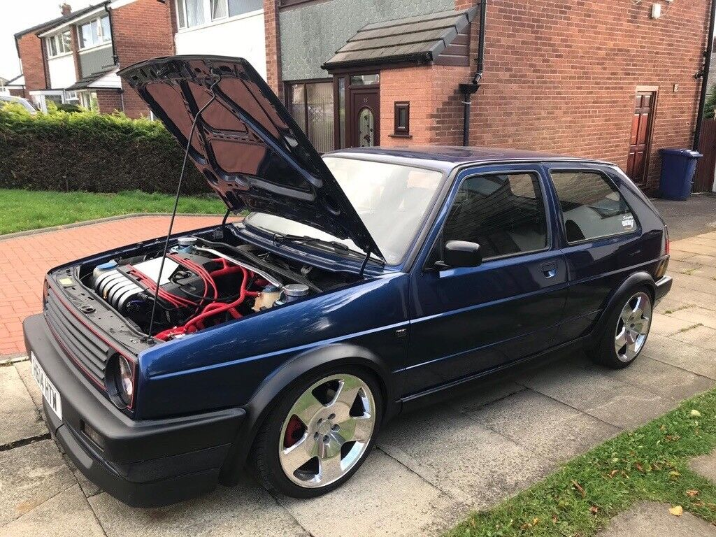Mk2 Golf Vr6 May Px Swap Why In Burnley Lancashire Gumtree