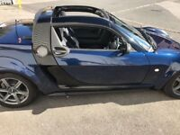 SMART ROADSTER FOR TWO 700CC 2005 CONVERTIBLE *BARGAIN*