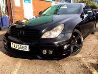 2007 CLS 500 4Dr Coupe 5.0 V8 Auto. SPORTS LINE BODYKIT