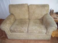 FREE - TWO TWO-SEATER SOFA'S