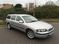 2002 VOLVO V70 2.4 AUTO FULLY LOADED NEW MOT