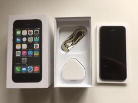 iPhone 5s 16gb Space Grey EE boxed with 2 year warranty!