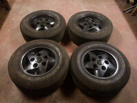 "4x 16"" LAND ROVER DISCOVERY MK1/DEFENDER TDI Alloys"