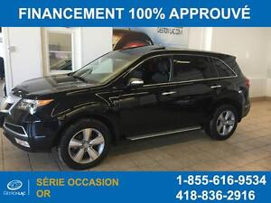 Acura MDX Awd ,cuir ,toit Ouvrant ,camera De Recul 2013