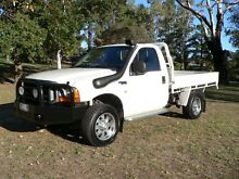 2001 Ford F250 Ute 4x4 Angaston Barossa Area Preview