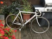 VINTAGE ITALIAN FAUSTO COPPI ROAD RACING BIKE WITH 14 GEARS