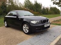 2010 BMW 118D ES COUPE BLACK IMMACULATE LEATHER NEW MOT NON SMOKER ''WARRANTY'' PART EXCHANGE'''
