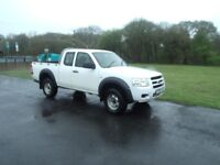 ford ranger 08 space cab pick up