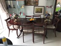 Christmas dining table & chairs - bargain!!!
