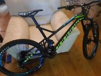 Mondraker foxy xl 2017 only ridden twice bought for 2600 a couple of months ago