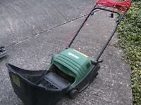 Qualcast lawnraker 32