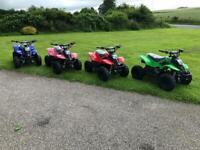 BRAND NEW 70cc quads