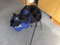 Used Mizuno golf bag in reasonable condition