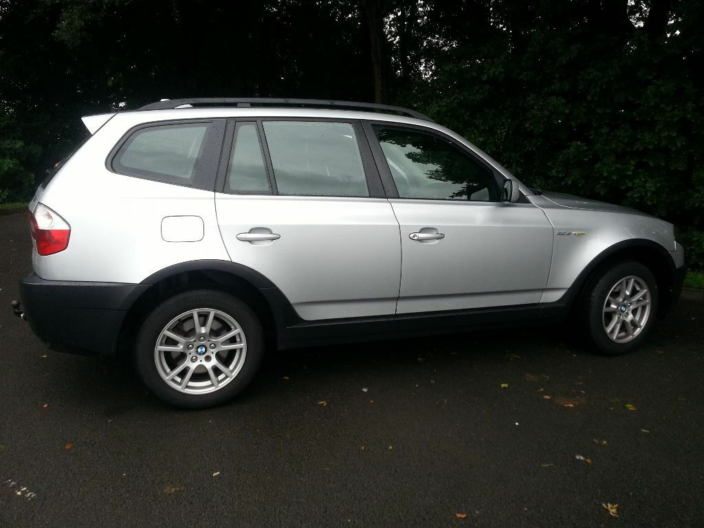 bmw x3 se 4wd diesel manual 2005 55 in st helens merseyside gumtree. Black Bedroom Furniture Sets. Home Design Ideas