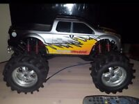 Rc monster truck for sale absolute bargain fast sale
