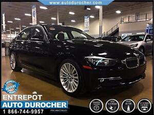 2015 BMW 3 Series 320i xDrive, AUTOMATIQUE, AWD, CUIR, TOIT OUVR