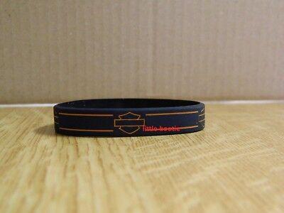 Harley-Davidson® Silikon Armband Silicon Armband Wristband Bracelet WB114464