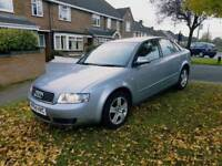 Audi A4 11 main dealers stamps Superb drive Excellent Conditon £1250 golf astra Bmw