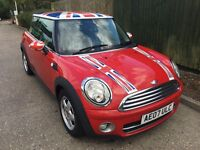 Mini Cooper Diesel 1.6L £30 road tax