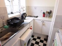 STUDIO FLAT!! Perfect for a couple or single professional!! Rent includes hot water and heating!!