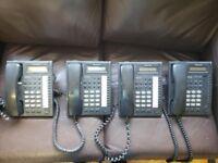 4 panasonic office telephone