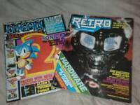 Games TM Retro Vol.1 and Mean Machines #24