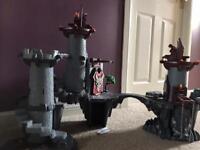 Playmobil Dragons castle