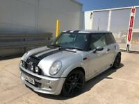 Mini Cooper s 1.6 supercharged jcw 2004, low miles, hpi Clear, px swap