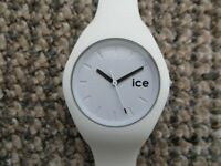 Unisex Ice Watch in White