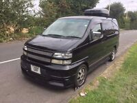 1999 Nissan Elgrand 3.2 Black