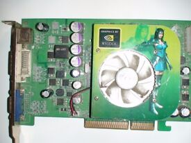 COMPUTER GRAPHICS CARDS