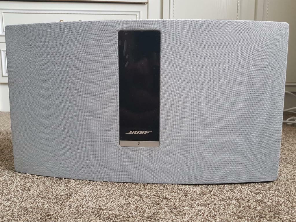 bose soundtouch series 30 wireless smart speaker
