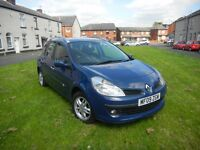 RENAULT CLIO 1.5 DCI DYNAMIQUE 09 REG ESTATE 1 OWNER FULL SERVICE HISTORY YEARLY £30 TAX